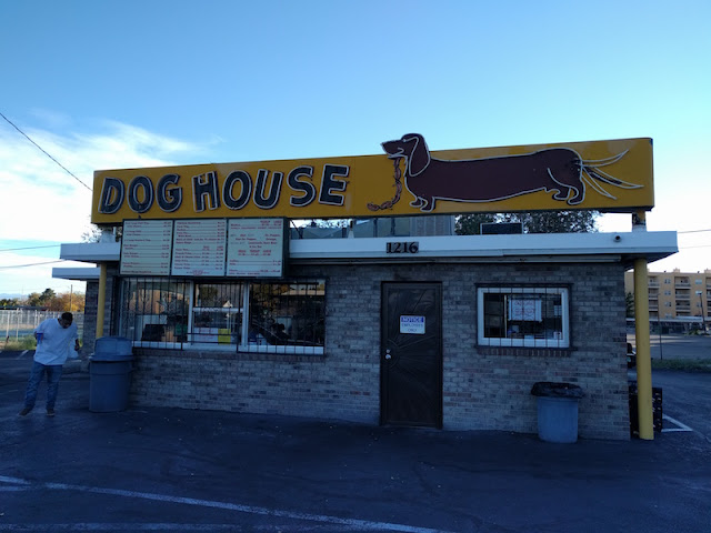 Dog House Drive In in Albuquerque, New Mexico