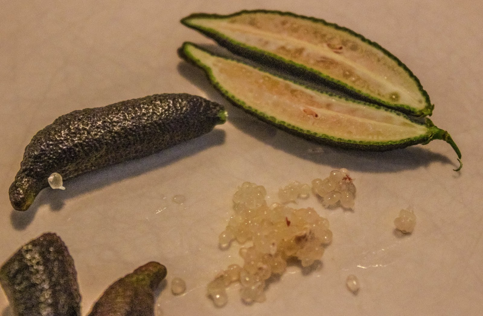 Finger Limes Whole Foods