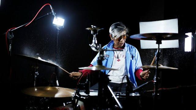 Dicky eks drummer Five Minutes, Penulis lagu Egois yang dinyanyikan oleh Nona. (Dok. Istimewa)