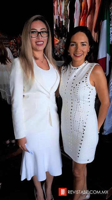 Miriam Escalante y Lorena Solis.