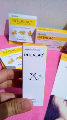 interlac memiliki kandungan probiotics yang dibutuhkan oleh tubuh