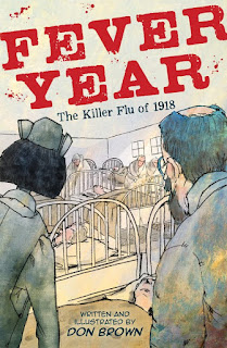 review of Fever Year: The Killer Flu of 1918 by Dan Brown