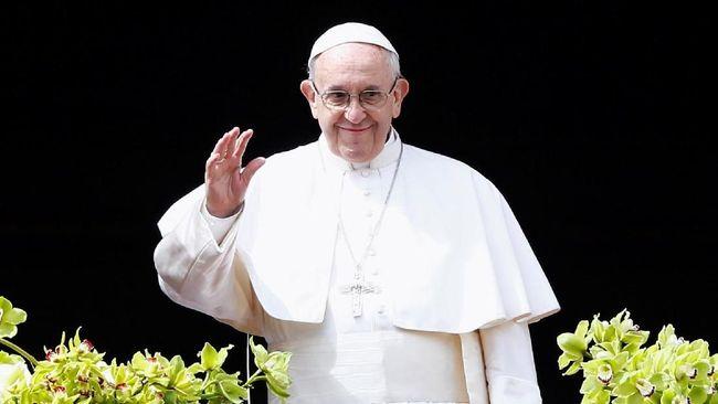 Diisukan Hendak Mundur, Ini Tanggapan Paus Fransiskus