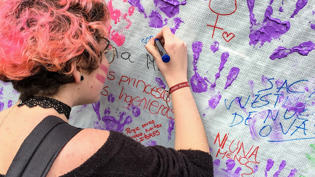 Mujeres asesinadas España
