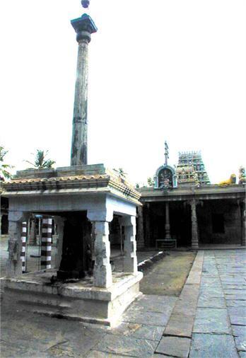 Image result for golden armor picture of kondathu kali amman temple