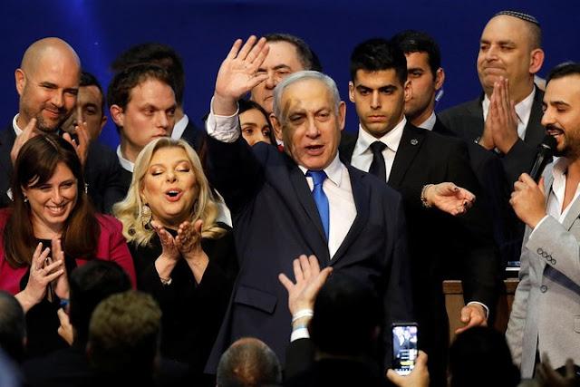 أول تعليق لترامب على نتائج الانتخابات الإسرائيلية