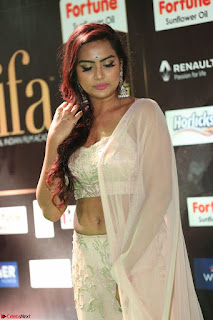 Prajna in Cream Choli transparent Saree Amazing Spicy Pics ~  Exclusive 025.JPG