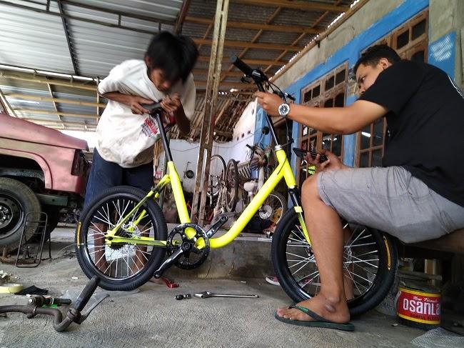 Sepeda Minion Kini Kian Diminati Kebumen Ekspres Paling Tahu Kebumen