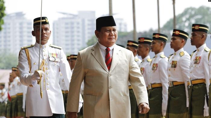Menteri Pertahanan Prabowo, Menteri Pertahanan AS Setuju Tingkatkan Kerja Sama Pertahanan