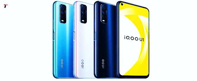 iQoo U1 Launch हो गया
