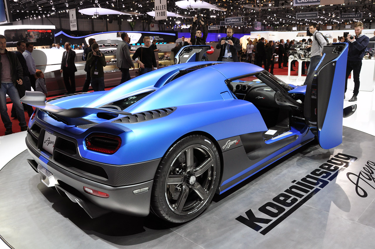Weu0027re Already Used To Being Blown Away By Koenigseggu0027s Creations, But This  Beauty Has Still Taken Us By Surprise! Not Only Does It Boast A Dizzying  Number ...
