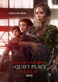 نجاح فيلم الرعب A Quiet Place Part II مكان هادئ 2
