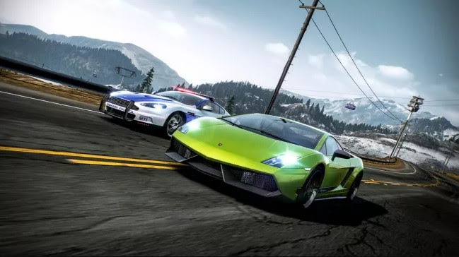 NFS: Hot Pursuit Remastered Mendukung Cross-platform