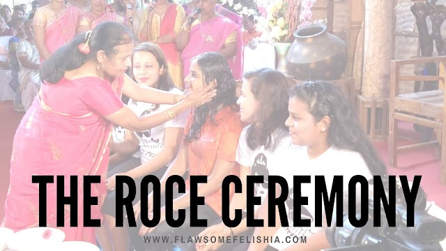The Roce Ceremony - A Catholic Pre-Wedding Ritual In India