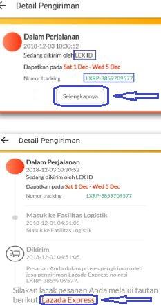 Cek Resi Lgs : Ekspedisi, Cargo, Surabaya