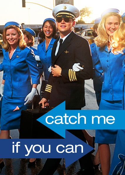 Catch Me If You Can 2002 Dual Audio Hin Eng Download 480p