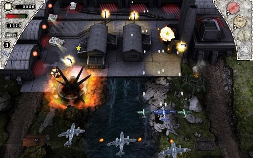 AirAttack HD Android Game APK