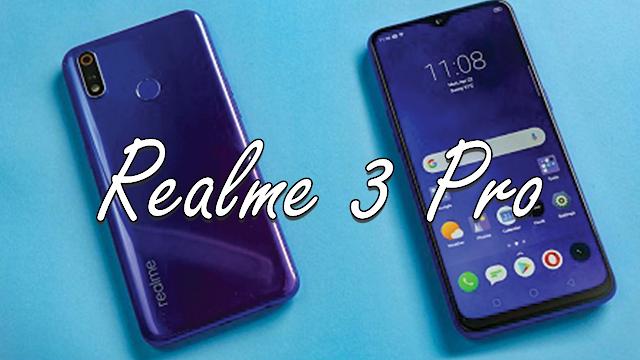 سعر ومواصفات هاتف ريلمي 3 برو