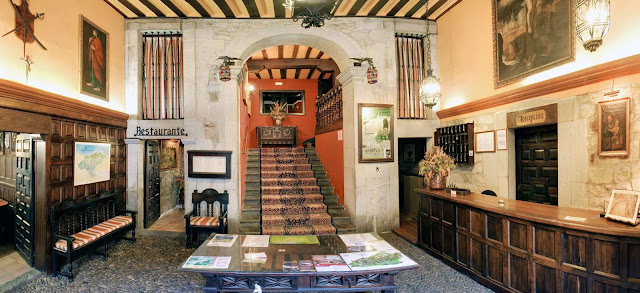Hotel Altamira en Santillana del Mar