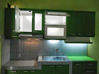 furniture semarang - kitchen set mini bar 15