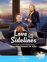 Poster de Love on the Sidelines