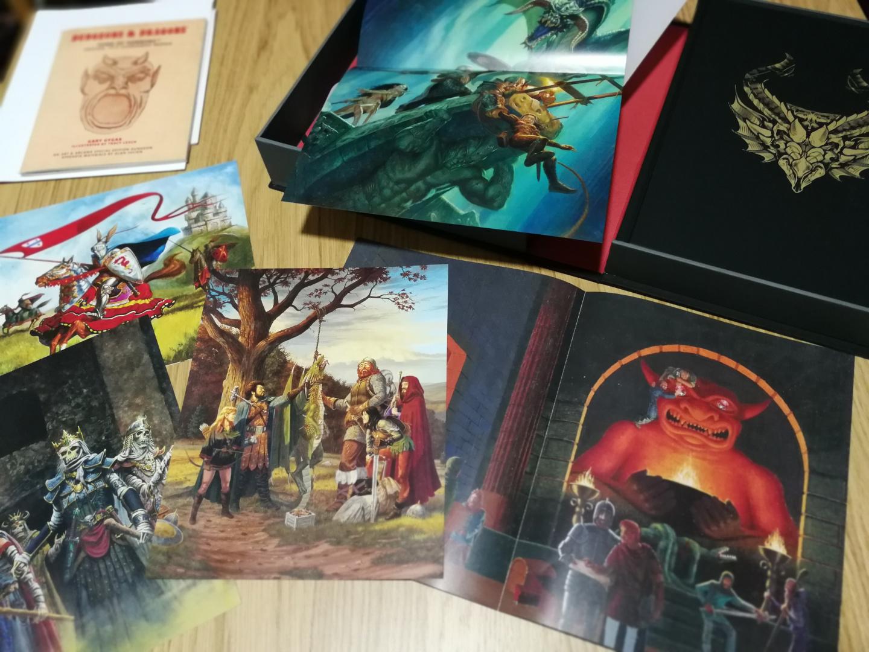 Art & Arcana - Guía de Dungeons & Dragons - Posters