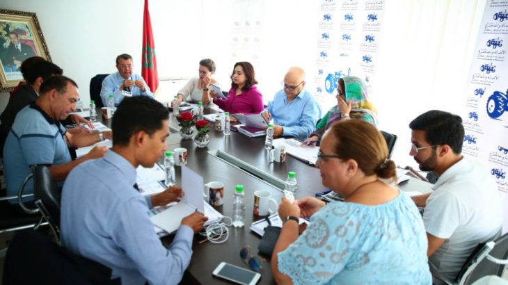 PAM : Reconnu par Benchamach, le comité préparatoire du 4éme congrès réuni pour la première fois