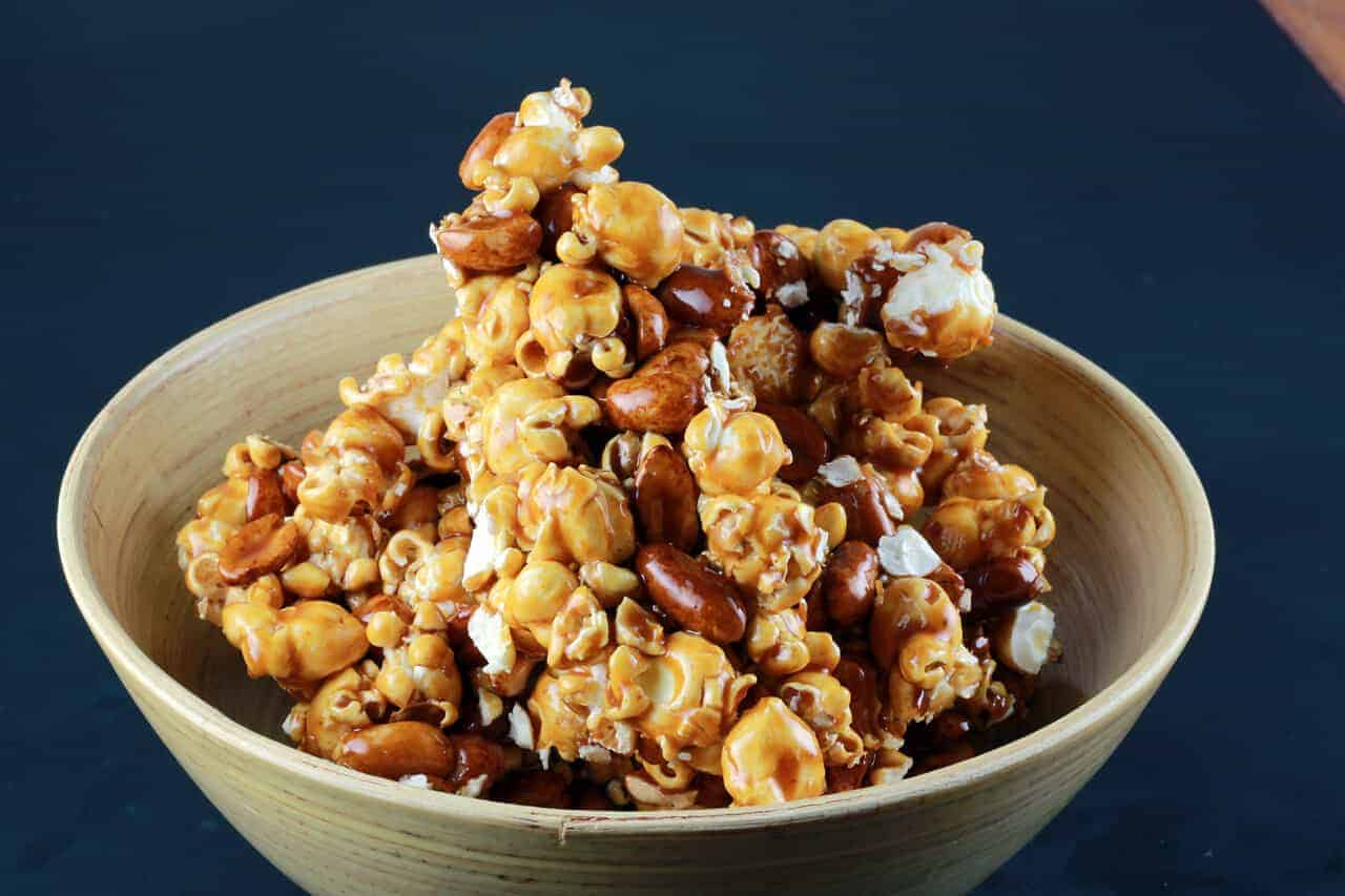 Popcorn and Nuts
