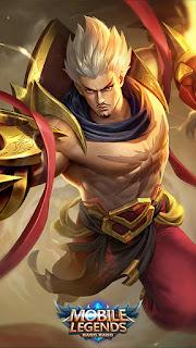 Gatotkaca Spark King Heroes Tank of Skins V2