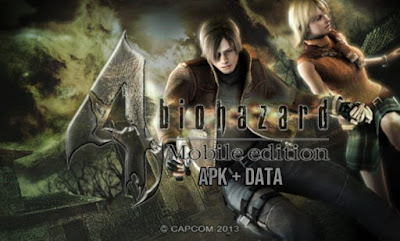 Download Resident Evil 4 Apk