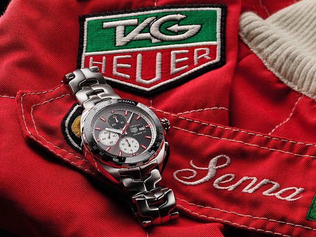 TAG Heuer Formula 1 Calibre 16 Ayrton Senna Special Edition 2019 Ref. CAZ2017.BA0647
