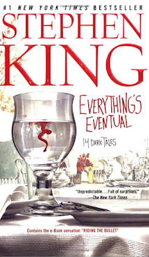 Everything's Eventual - Horror Books - Stephen King