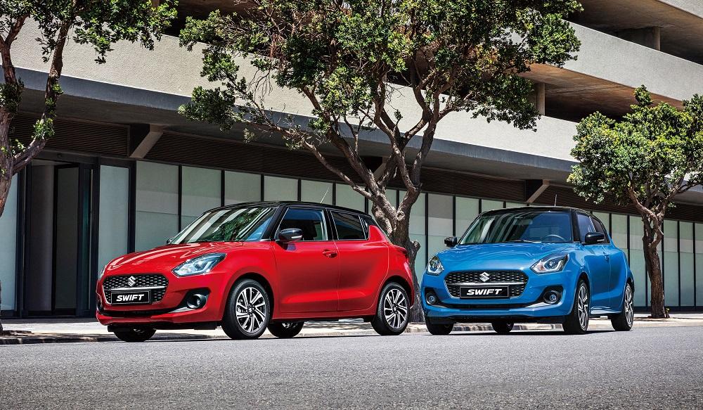 Suzuki Swift lọt top 3 xe cỡ nhỏ đáng tin cậy nhất 2021