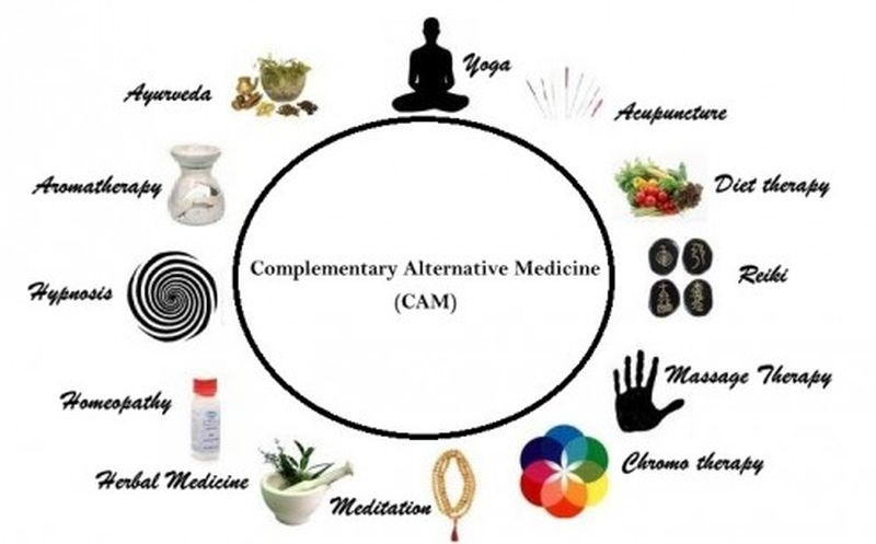 complementary and alternative medicine cam therapies