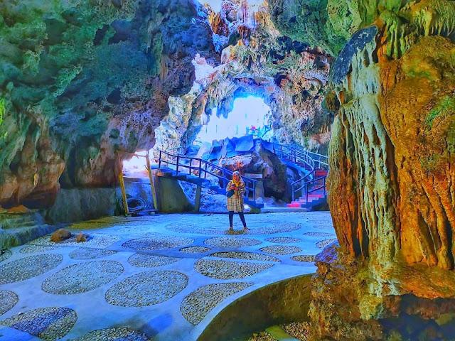 Tiket Masuk Dan Lokasi Wisata Goa Soekarno Sumenep