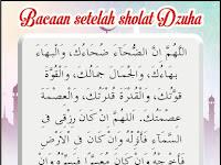 Download Contoh Alat Peraga Bacaan Sholat Dhuha.cdr