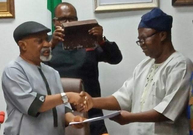ASUU denies reaching agreement with FG to suspend strike