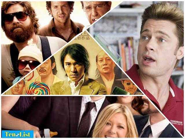 Top 10 Best Comedy Movies on Netflix Right Now 2020