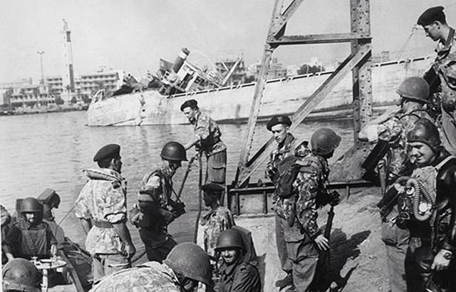 Krisis Suez