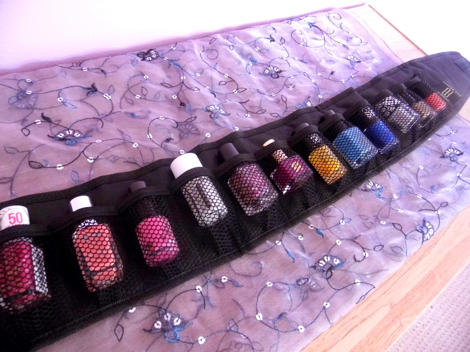 Roo Beauty Nail Polish Rolls | DollfaceBlogs