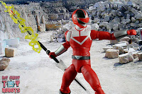 Power Rangers Lightning Collection Time Force Red Ranger 41