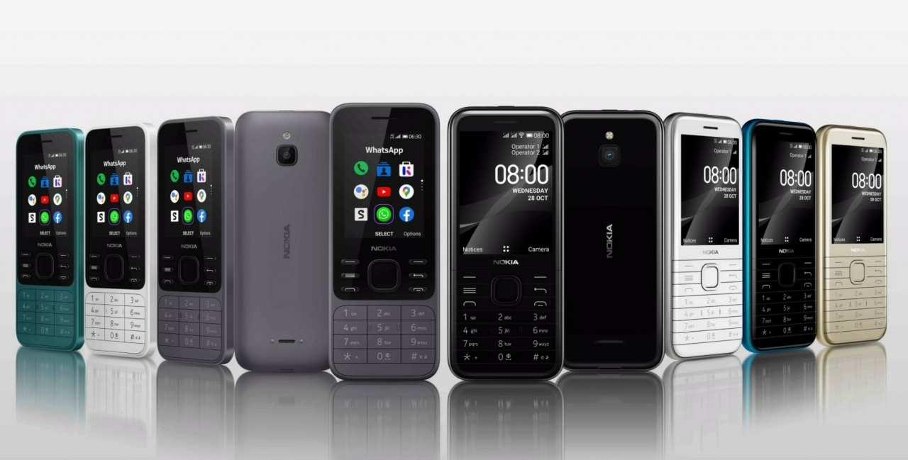 Nokia 6300 4G Mobile phone