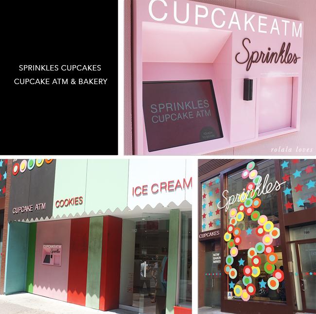 Sprinkles Cupcakes ATM, Sprinkles Cupcakes