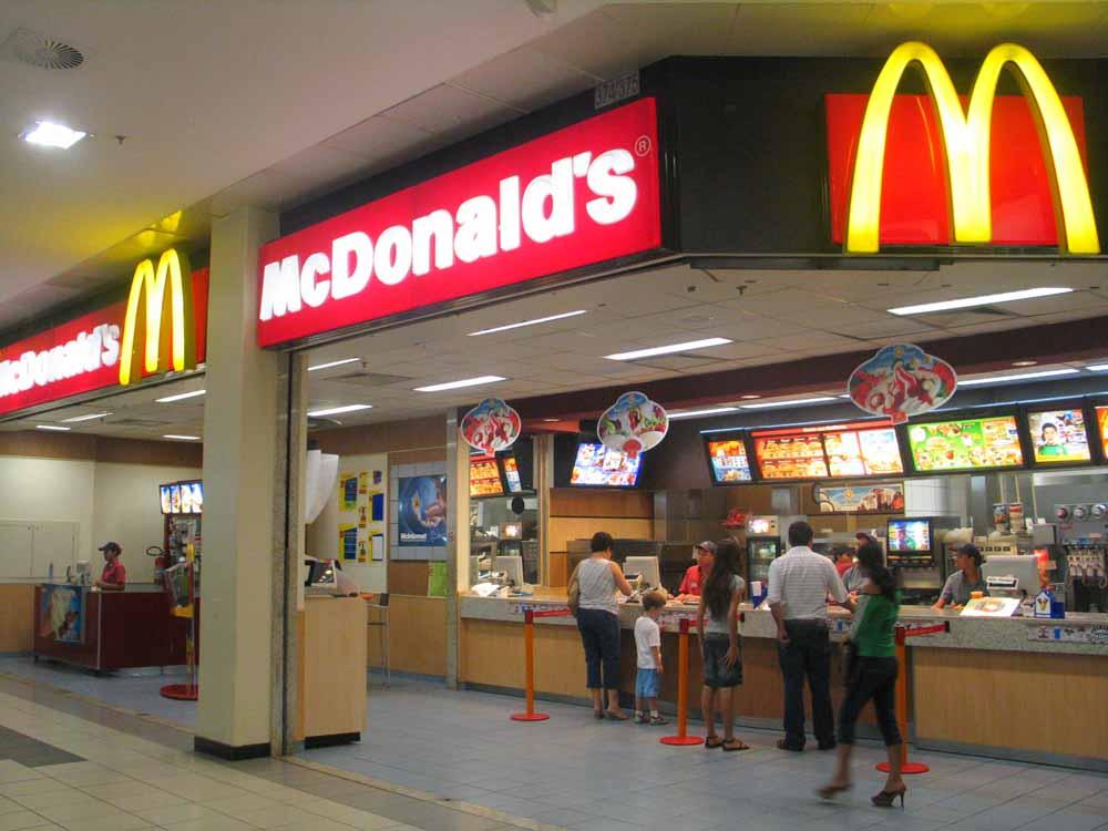 Trabalhe no McDonald's - vagas 2018