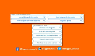 Cara Membuat Iklan Teks Link Tautan Adsense di Blog