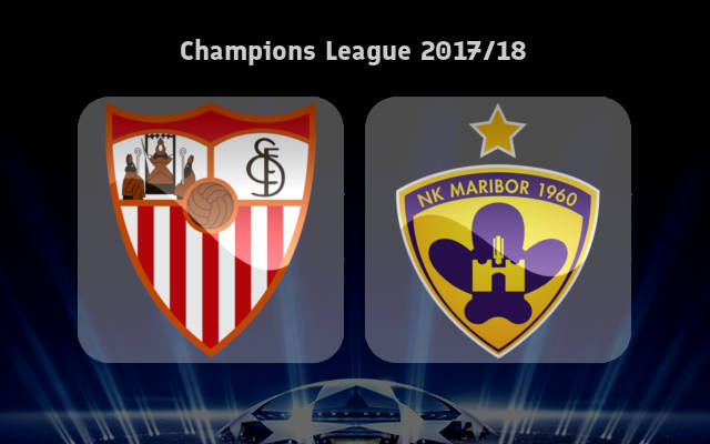 Sevilla vs Maribor Full Match & Highlights 26 September 2017