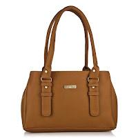 Fostelo Women's Westside Handbag (Tan)