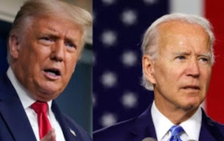 Trump and Biden election 2020 news