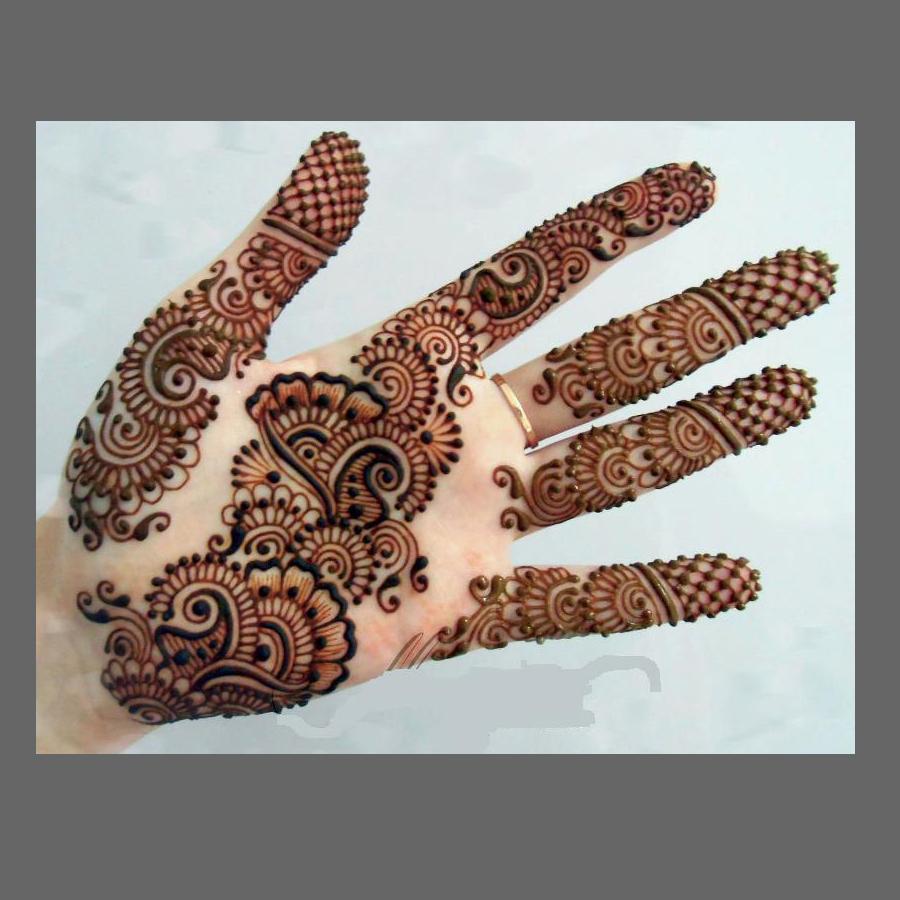 Bridal Mehndi Designs For Hands Edu Pk