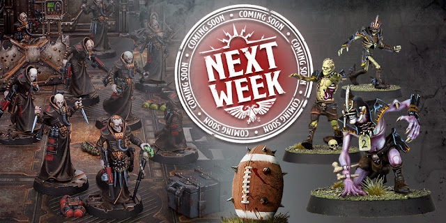 Novedades Warhammer
